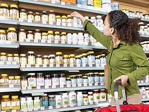 Suplementos Alimentares servem para suprir necessidades nutricionais